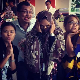 Kamal Adli Bukan Boyfriend Saya Emma Maembong