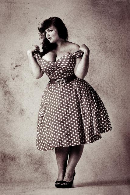 Vestidos increíbles para gordita