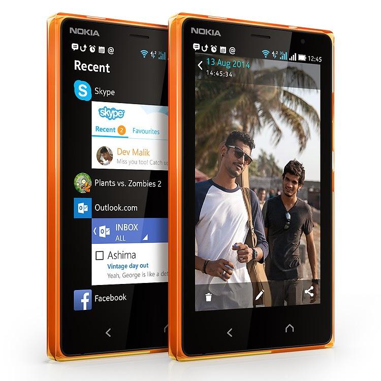 Nokia X2 resmi hadir di Indonesia
