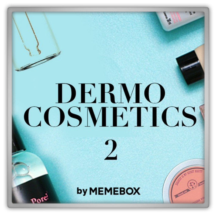 Superbox memebox Dermo cosmetics 3 미미박스 Commercial
