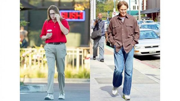 Celebrities who have undergone gender reassignment surgery. Bruce Jenner in December 2014 (left) and in 2011. The reality TV star and Olympic gold medalist told his family members of his decision to become a woman, People magazine reported on Wednesday. -- PHOTOS: SPLASH NEWS, WIKIMEDIA COMMONS/JLA0379