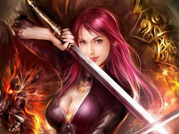 Belleza de Mujer Guerrera