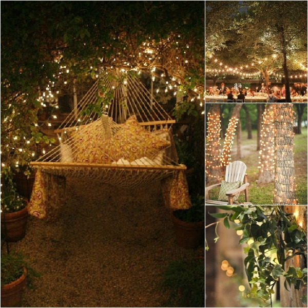 FAIRY LIGHTS FOR GARDEN fairy light