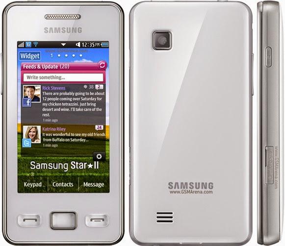 Samsung S5260 Star II flash file