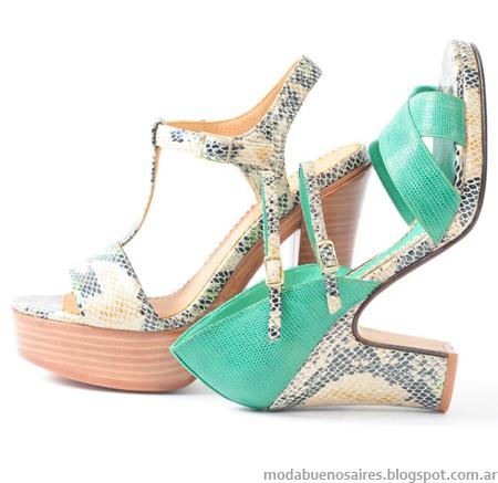 Sandalias Saverio Di Ricci 2013 moda