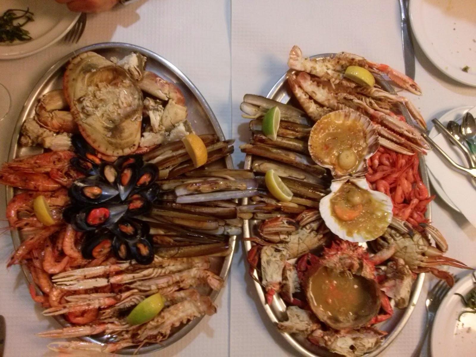 marisco galicia portonovo seafood rias baixas