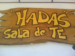 SALA DE TE HADAS