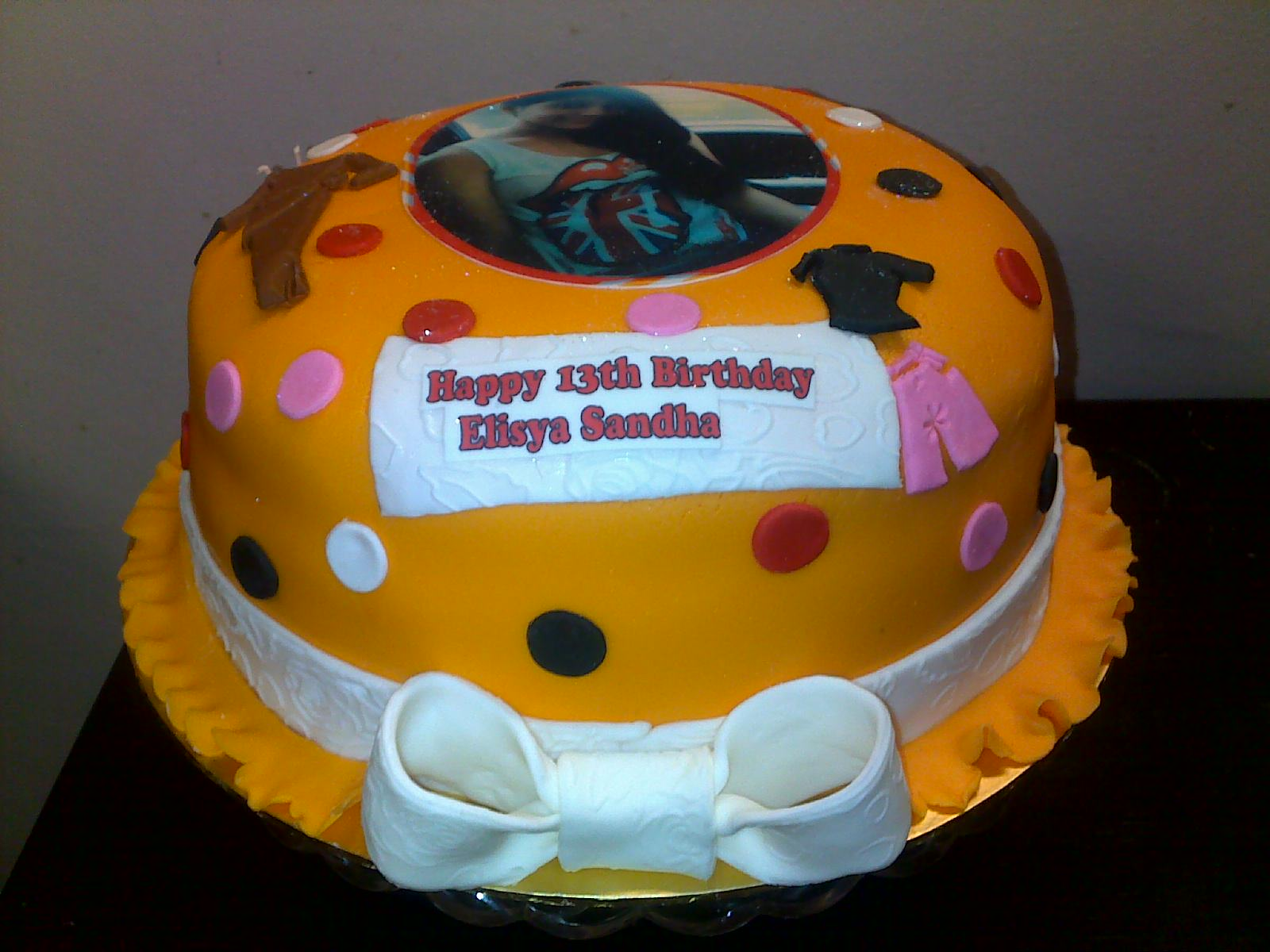 Cupcakes At Putrajaya Birthday Cake Order From Fasha Sandha