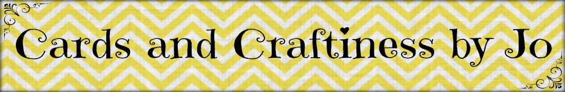 Cards and Craftiness by Jo