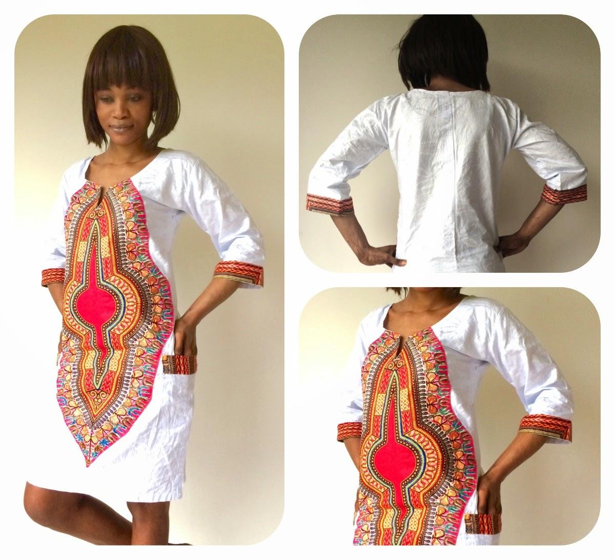 Stylafrica, la mode africaine en pagne: Tuniques en pagne