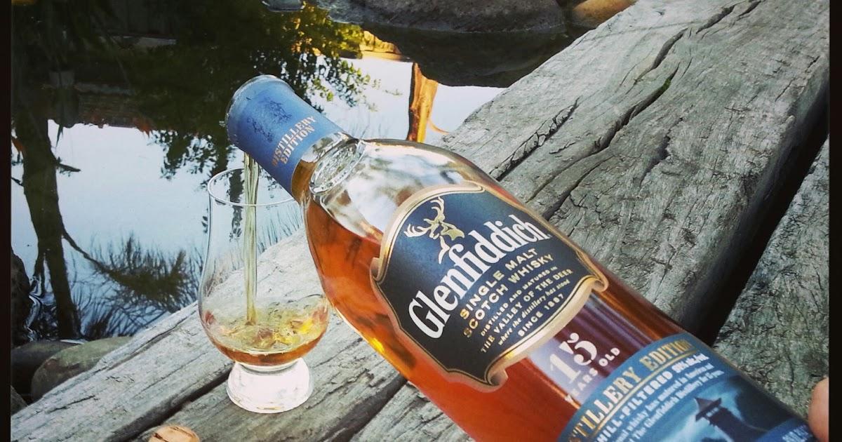 Glenfiddich Whiskey Cake Recipe