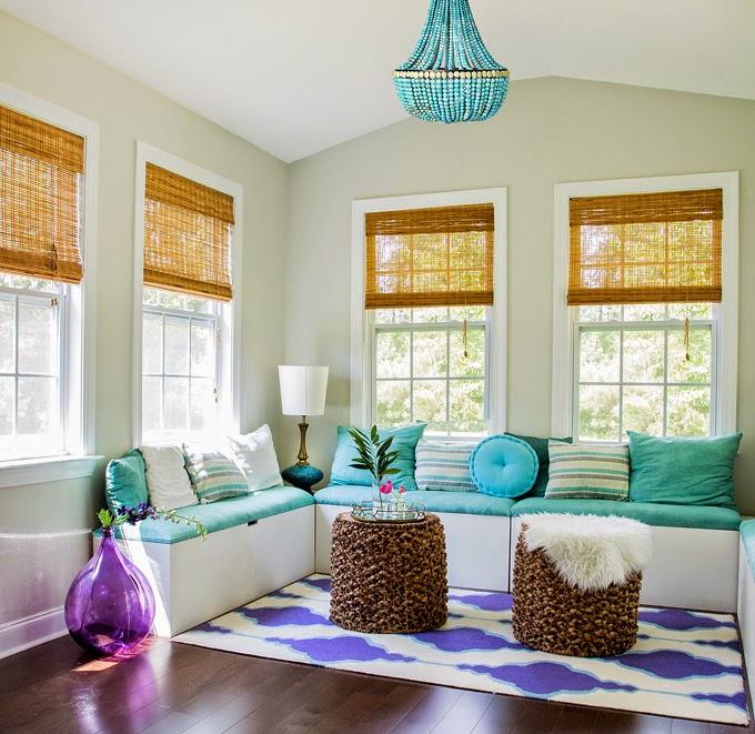 Creative Interior Design: House Of Turquoise: JLV Creative Interior & Event Design