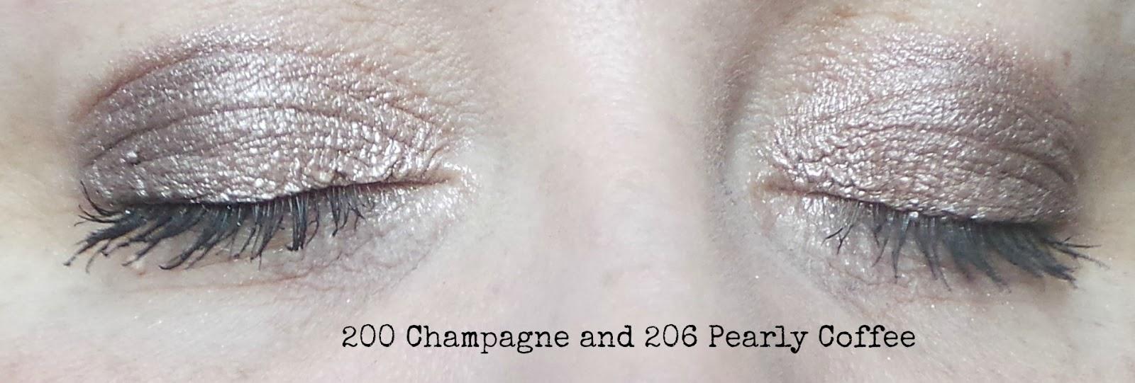 KIKO Water eyeshadow review,