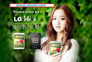 Root - recovery lg vu3 f300 - lgvinh