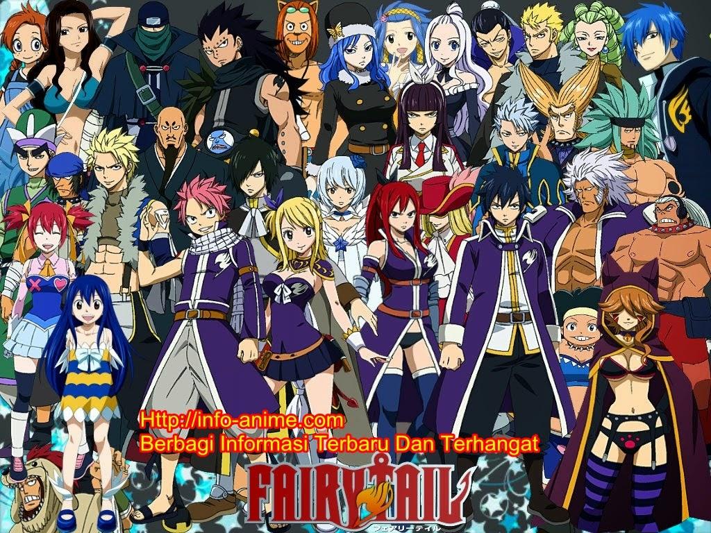 [ Info-Anime ] Manga Special Fairy Tail Dapatkan Episode Anime