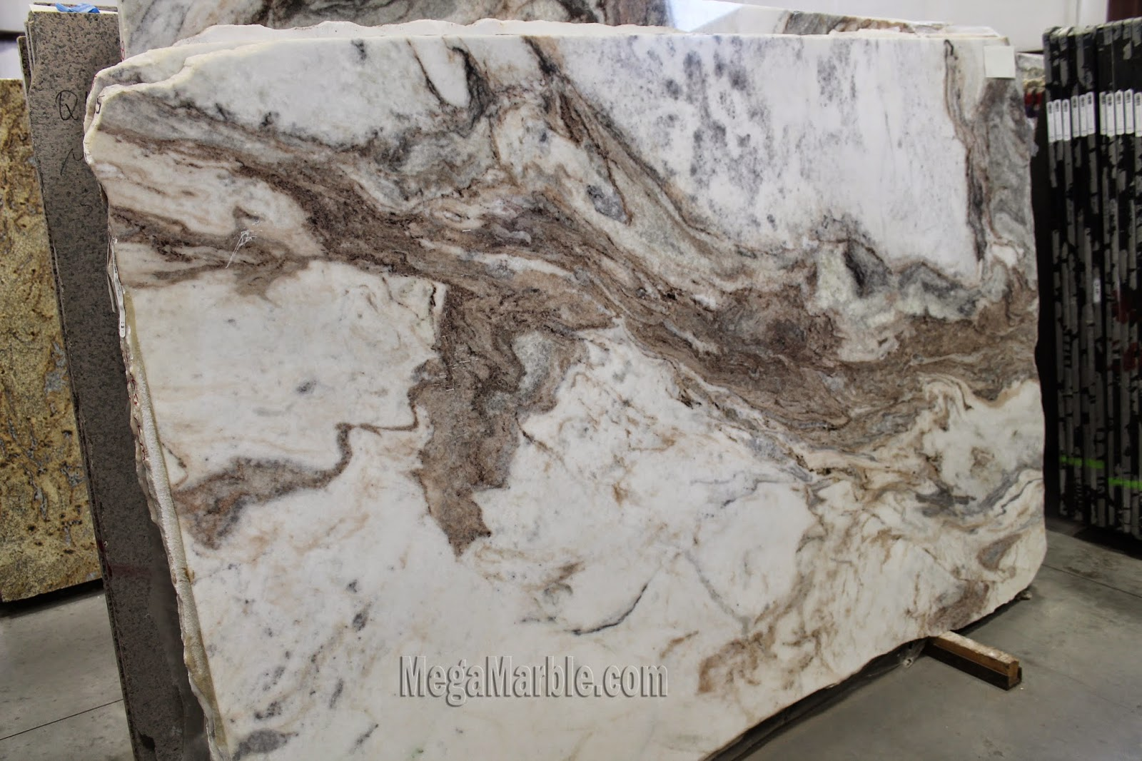 how to cut marble slab