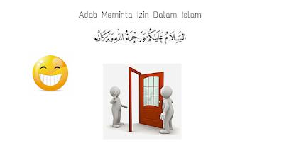 Adab Meminta Izin Dalam Islam