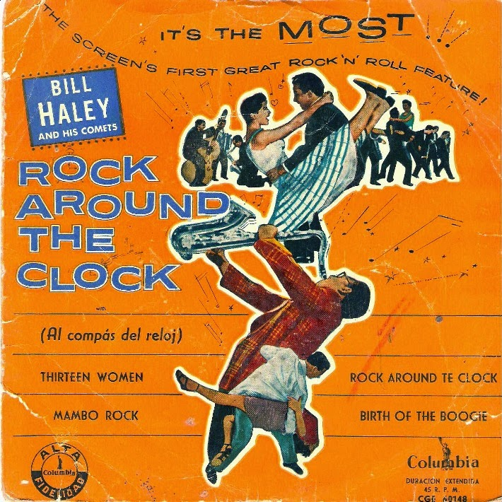 Bill Haley & His Comets. Rock Around The Clock