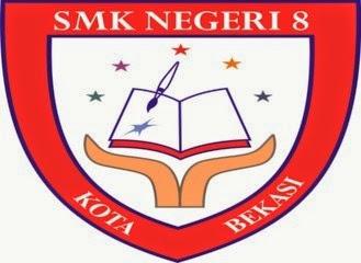 Logo SMK Negeri 8 Kota Bekasi