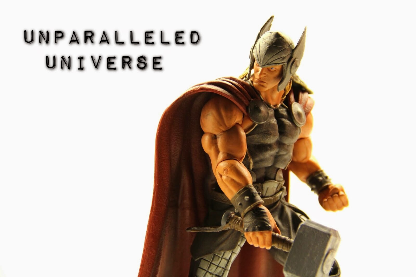 Unparalleled Universe Comic and Action Figure Blog