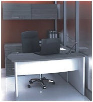 Furniture for office and multiple desks