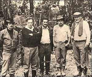 FARC guerrilla de Colombia historia