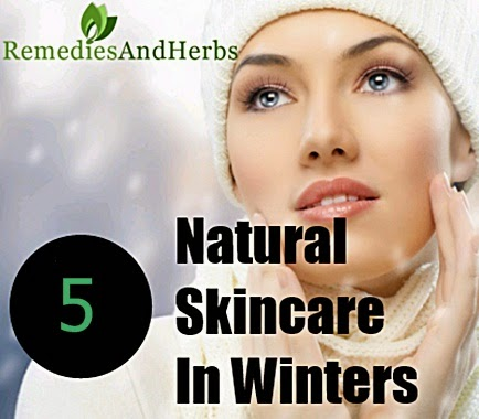 how to take care of skin at home in winter