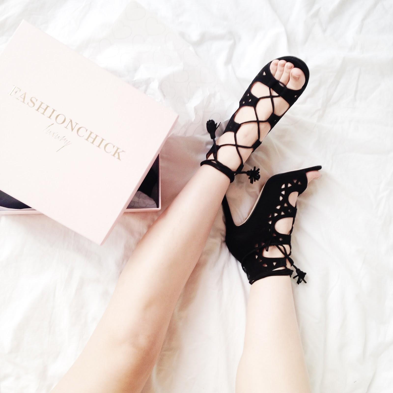 Fashion chick shoes