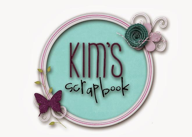 Kim's Scrapbook
