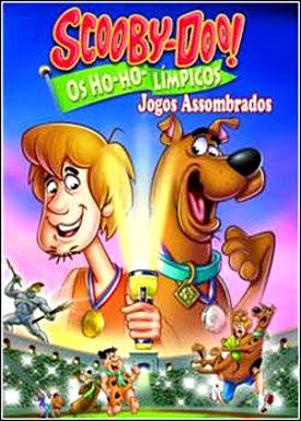 Filme Poster Scooby-Doo – Os Ho-ho-límpicos – Jogos Assombrados DVDRip XviD Dual Audio & RMVB Dublado