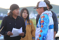 Apache Stronghold Solidarity with Standing Rock against Pipeline