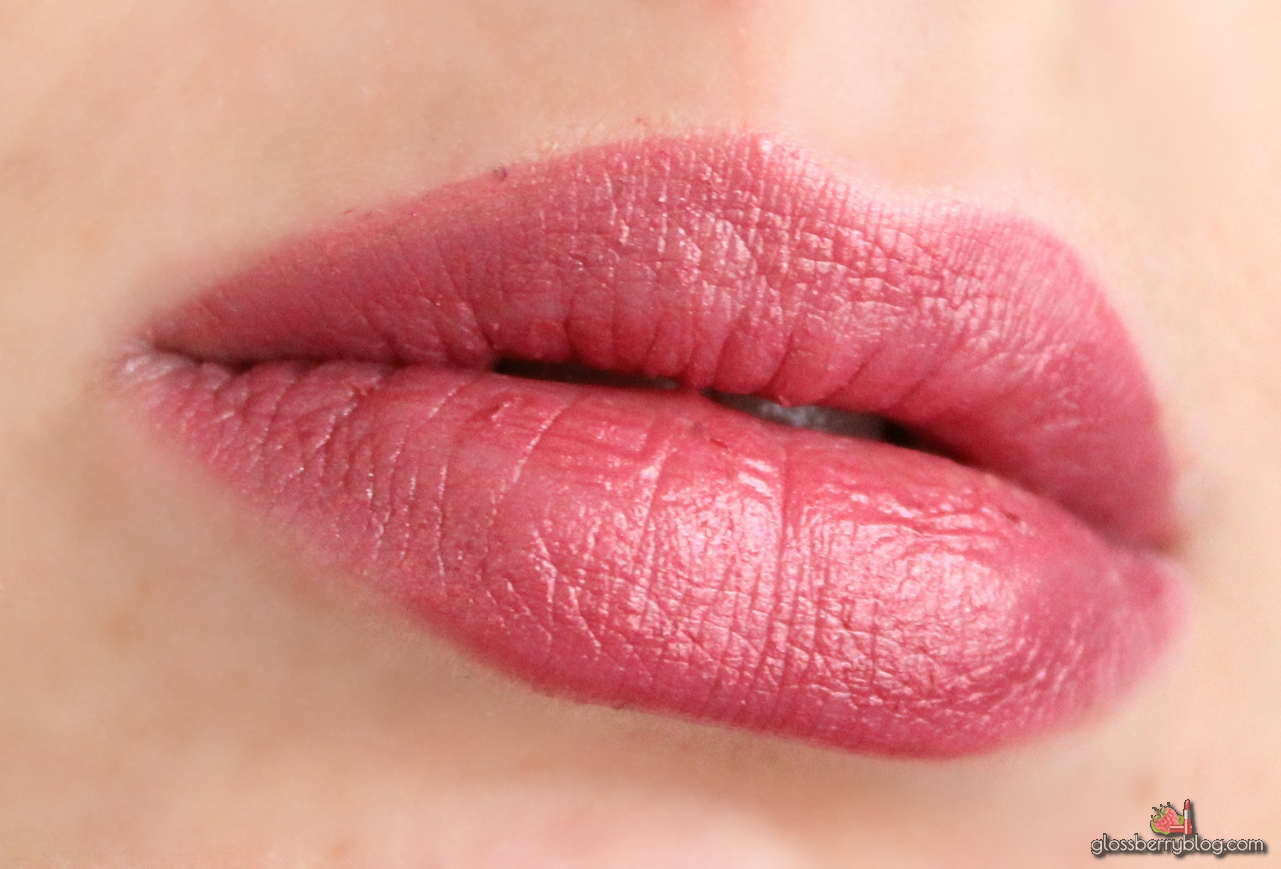 mac viva glam IV frost review swatches מאק ויוה גלאם 4 שפתון בלוג איפור וטיפוח גלוסברי סקירה