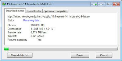 IDM Download Speed