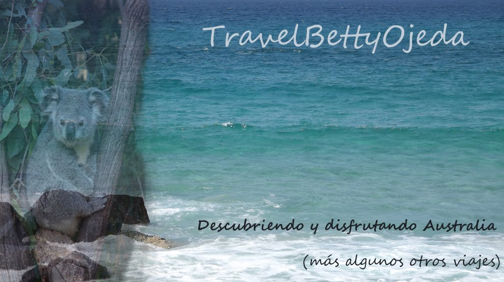 Travel Betty Ojeda