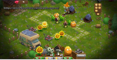 plants vs zombies adventure