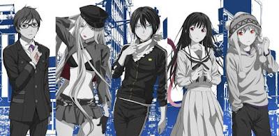 Teaser terbaru Noragami season 2: Noragami Aragoto