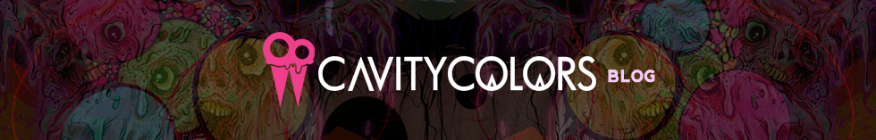 CAVITYCOLORS - NEWS + BLOG