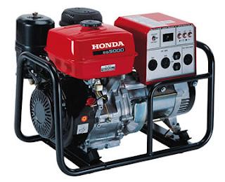 generadores honda eg 5000