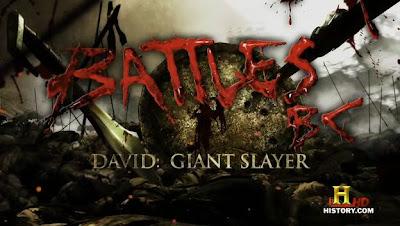 Batallas Legendarias - David: El asesino del gigante