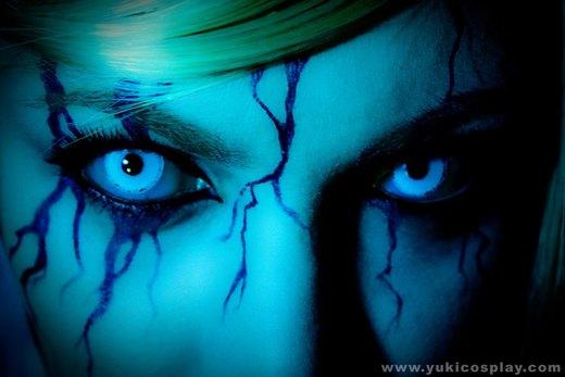 Samus Aran - Behind the visor por Yukilefay