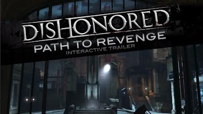 Dishonored: Path To Revenge - Logo