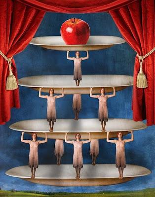 Imágenes muy creativas by Anna Bodnar (15 artworks)