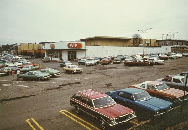 University Mall; Little Rock, Arkansas | Labelscar