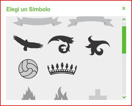 Tutto Striker: Como crear escudos para tu equipo , fácil y rápido.