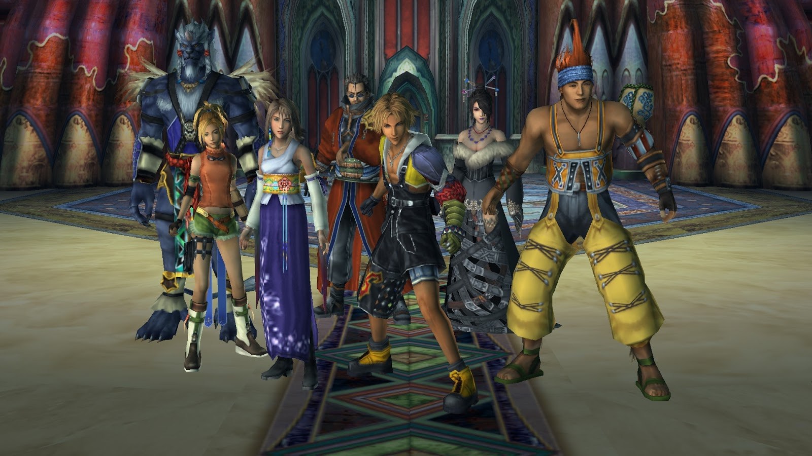 Final Fantasy X scenario writer wants to see Final Fantasy X-3