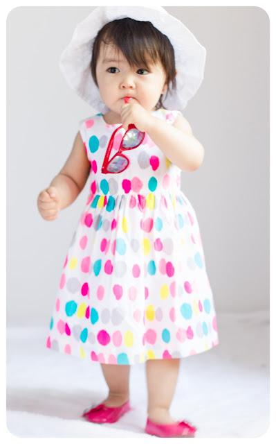 Brooklyn, New York cute toddler portrait photography