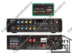 Ampli Tecnik BS6D