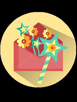 Приглашаем дарить цветы и получать в дар!