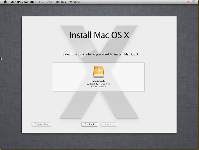 Установка mac os x snow leopard в virtualbox на pc