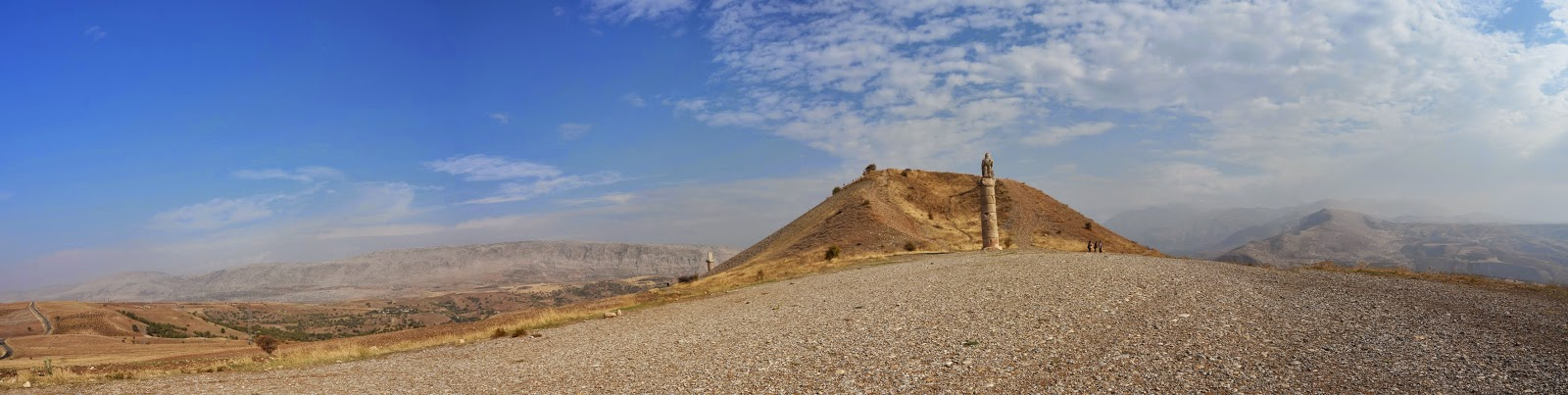 Panorama Karakus Tumuls